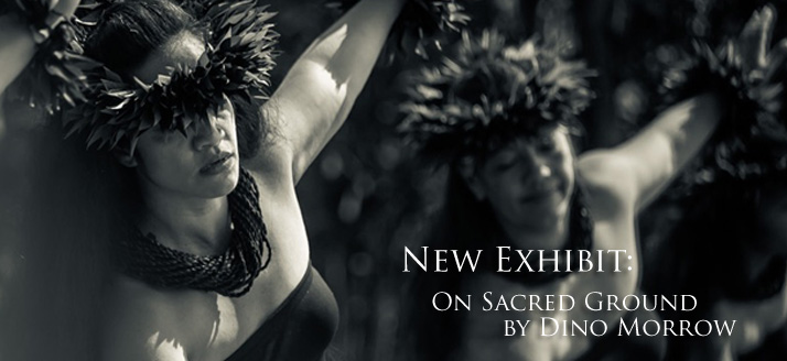 New Exhibit: On Sacred Ground