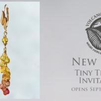 New Exhibit Tiny Treasures Invitational