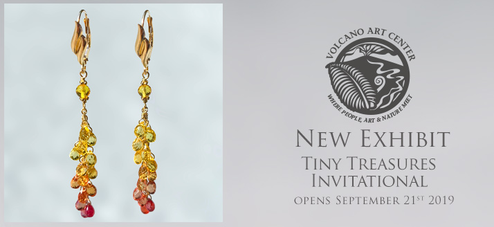 New Exhibit: Tiny Treasures Invitational