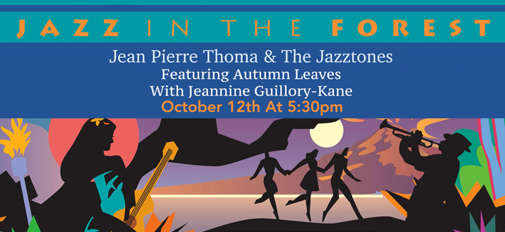 Jazz in the Forest |October 2019