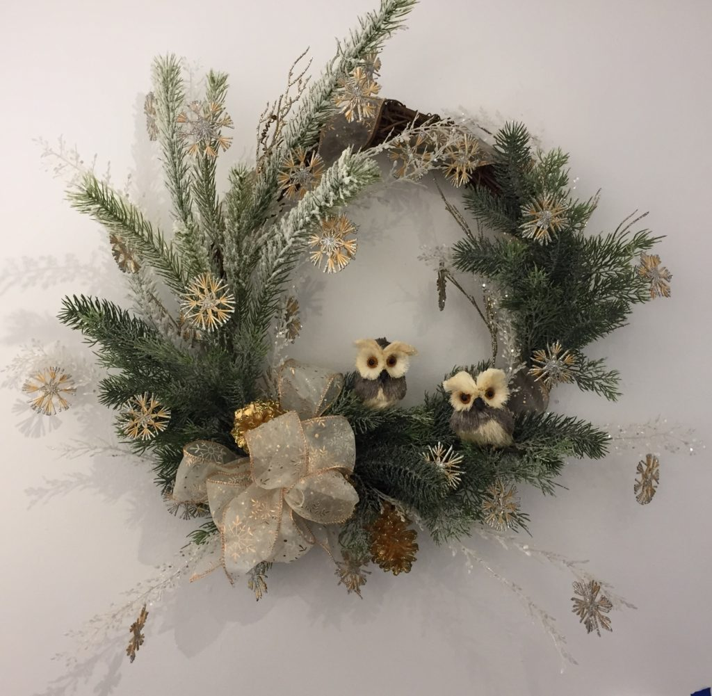 Christmas in the Country and the 20th Annual Wreath Exhibition
