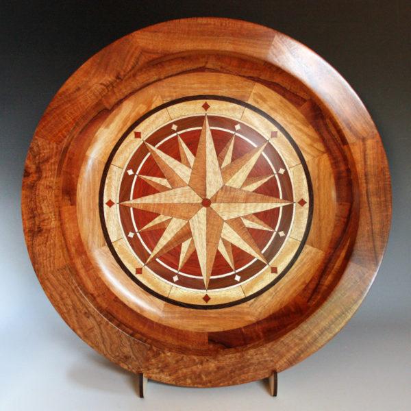 Compass Rose 378-6w-j200