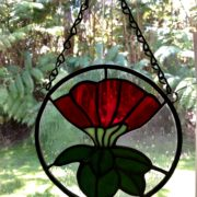 Ohia Stained Glass 2