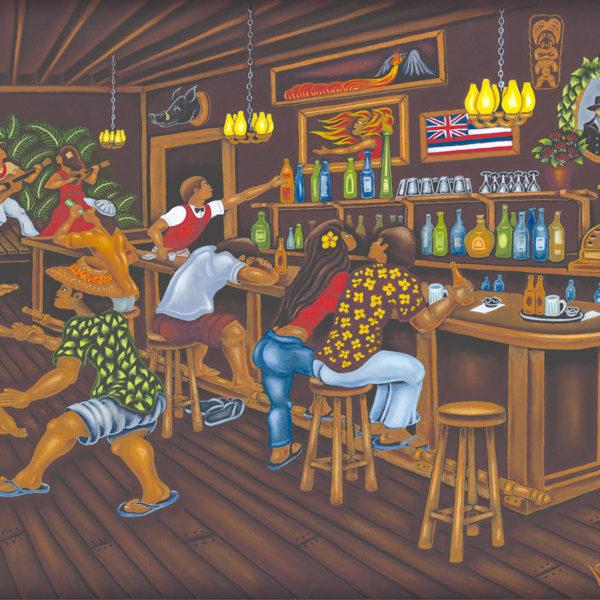 Volcano House Bar