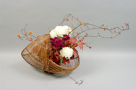 Introduction to Sogetsu Ikebana