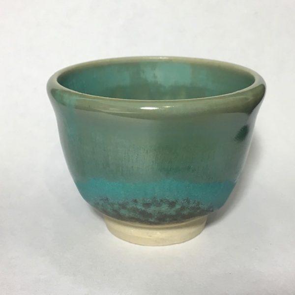 Ron Hanatani Blue Sake