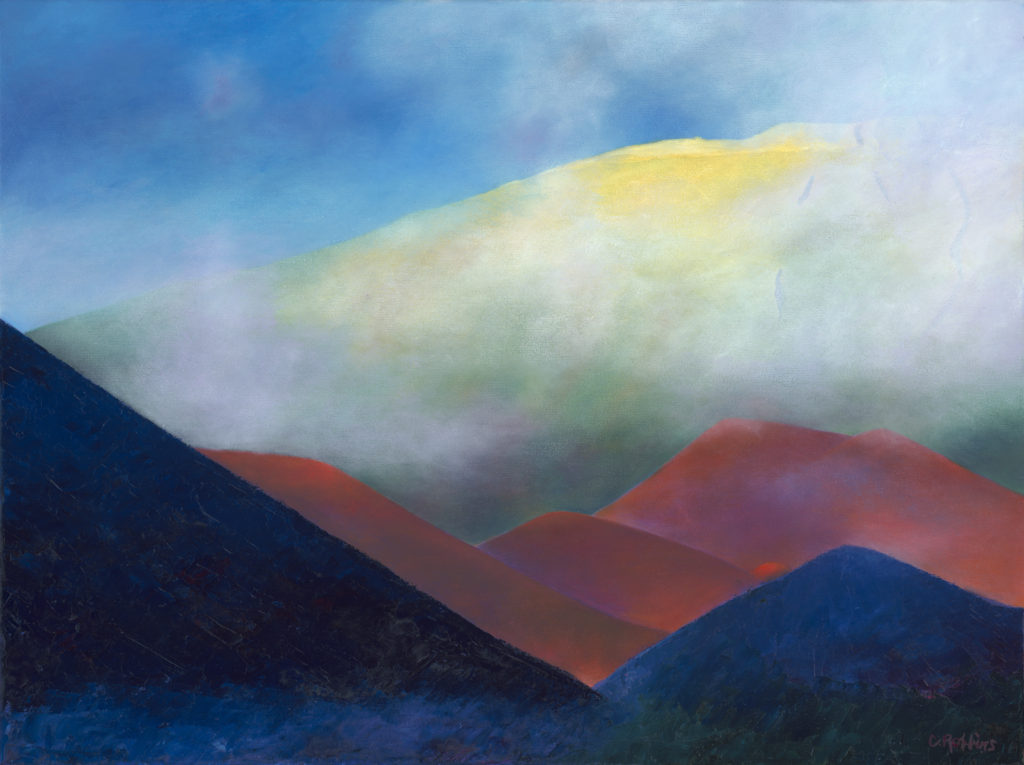 Passage to the High Country, Print by Catherine Robbins
