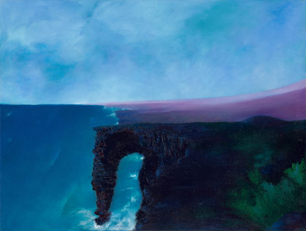 Holei to Ka Lae (South Point) by Catherine Robbins